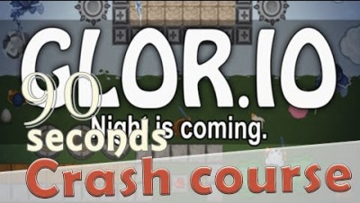✔ Glor.io in 90 seconds! ( Tip & Tricks included ) | #Random.io Crash Course 15 | Glorio