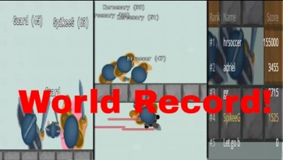 Glor.io | New World Records? | Highest Score Ever | 155000 | Highest Levels