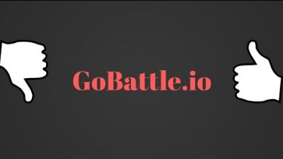 GoBattle.io | Should you play it?