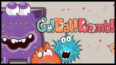 GoEatBomb - Eat, Grow, Poop & Explode! - GoEatBomb.io Gameplay (New .io Game)