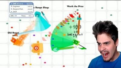 Goons.io - JOGO VICIANTE PARA CELULAR  (Goons.io World Record) ‹ AbooT ›