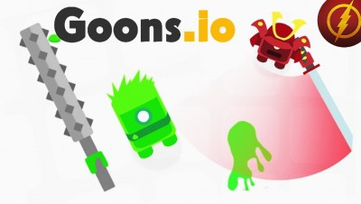 Goons.io New AMAZING .IO GAME | Best Gameplay Compilation