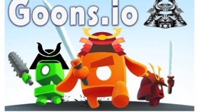 Goons.io rusher.io very high score 10000