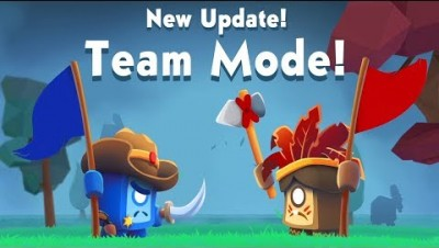 Goons.io | Team Mode High Score (New Game Mode)