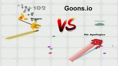 Goons.io World Record - Capture The Flag