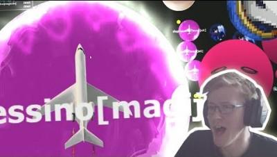 Gota.io - INSANE MOMENTS! (Christmas Special!)