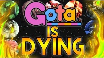 Gota.io Is Dying!