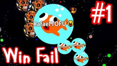 Gota.io - Win/Fail compilation #1 IMPOSSIBLE MOST POPSPLIT   ,  cannonsplit , tricks , doublesplit