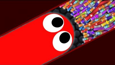 Happy New Year - Slither.io A.I. 142,000+ Score Epic Slitherio Best Gameplay! #12