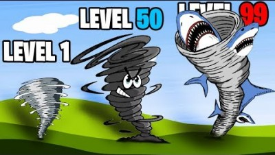 Here is why Sharknado is overpowered in Tornado.io