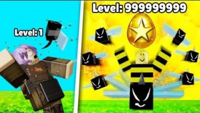 HIGHEST BEE HIVE LEVEL RECORDED! // Roblox - Bee simulator