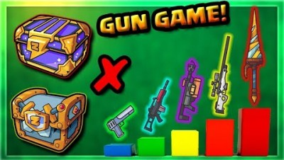 HIGHEST TIER POWERFUL WEAPONS on NEW GAME MODE - Zombsroyale.io