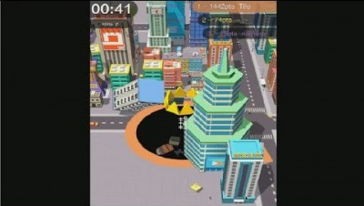 Hole.io Battle of Hole - New Version