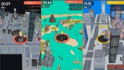 Hole.io Map Control High Score