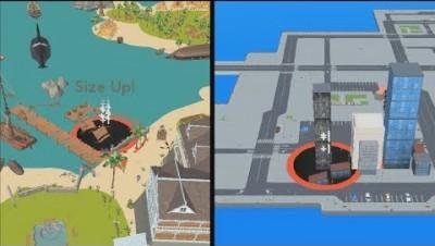 Hole.io Solo Run - Map Control