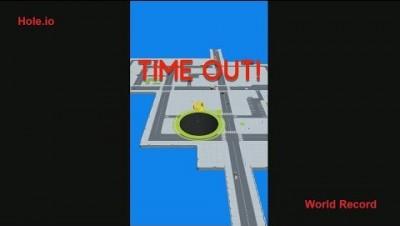 Hole.io World Record [Update]