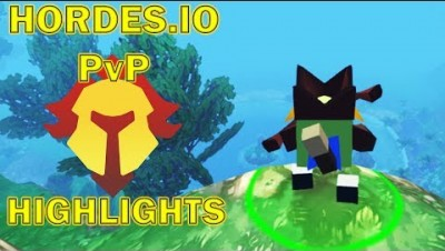 Hordes.io PvP Highlights
