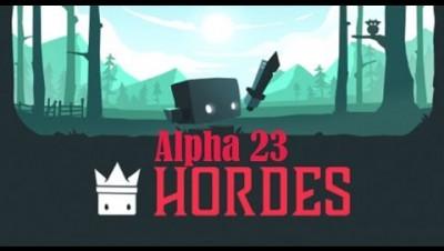 Hordes.io Updates: Alpha 23