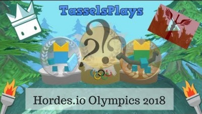 Hordes.io Winter Olympics 2018
