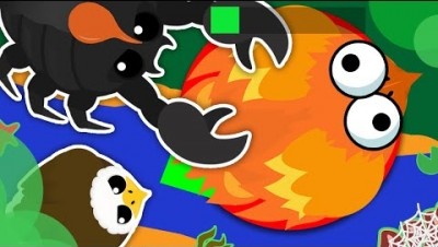 How I TROLLED a Phoenix for XP in MOPE.IO