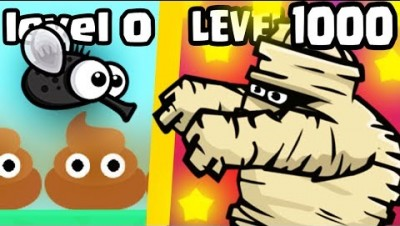 HOW STRONG IS THE NEW HIGHEST LEVEL ANIMAL EVOLUTION? ( MOST OVERPOWERED 9999+) l Flyordie.io Update