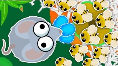 How to Level Up Fast in MOPE.IO *Epic*