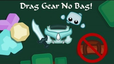 How to make dragon gear without backpack! :O