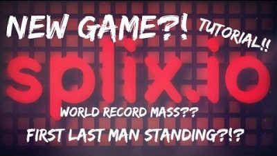 How to play Splix.io | World Record??! | New Game?? | First ever Last Man Standing?!?