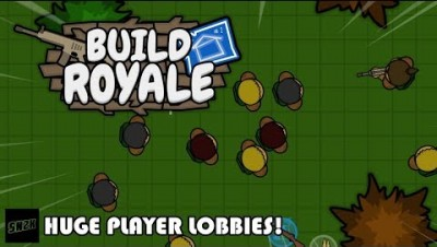 Huge Player Lobbies! || Build Royale.io