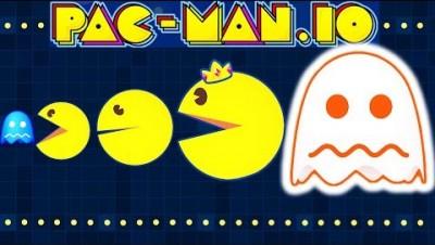 If Agar.io Was Pacman... (Pacman.io)