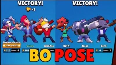 If every Brawler had Bo's pose! Buff Crow?!