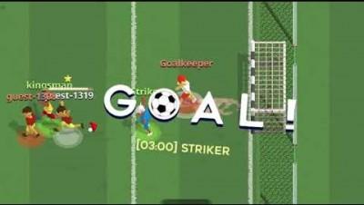 Instant Online Soccer - Gameplay 1 min