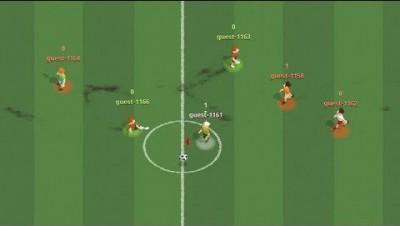 Instant Online Soccer - Gameplay 3 min