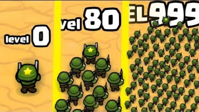 IS THIS THE HIGHEST LEVEL STRONGEST COMMANDER ARMY EVOLUTION? (9999+ GROW ARMY)l Battalion Commander