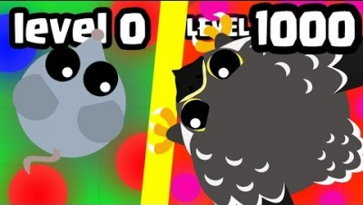 IS THIS THE NEW OVERPOWERED MOPE.IO ANIMAL EVOLUTION? (1000+ HIGHEST LEVEL UPDATE) l Mope.io update