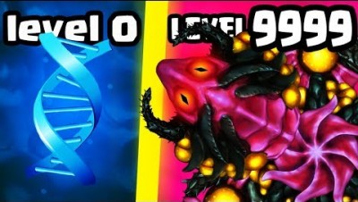 IS THIS THE STRONGEST HIGHEST LEVEL CREATURE BOSS LEVEL? (9999+ DNA EVOLUTION) l Sipho.io Update
