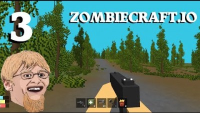 It's HAMMER TIME ~ Zombiecraft.io (3) ~ Let's Play