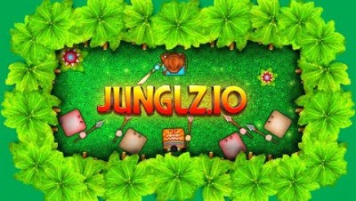 Junglz.io High Score 8982 KILLS 52 (New .io Game)
