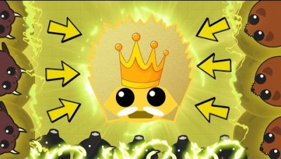 KING OF ARCTIC *THE GOLDEN YETI* // NEW SECRET ANIMAL IDEA IN MOPE.IO! & ULTIMATE ARCTIC TAKEOVER!