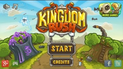 Kingdom Rush.  Кингдом Раш. Новая ио игра.