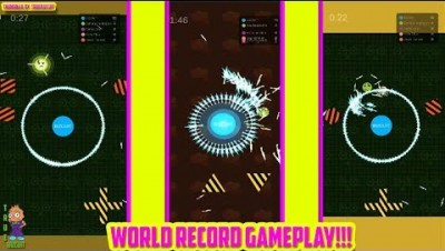 KNIFE.IO [WORLD RECORD GAMEPLAY] NEW IO GAME +100 ️ KNIFEIO | HIGH SCORE GAMEPLAY!