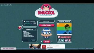 KNUCKOL.CLUB A GUERRA DOS KNUCKLES.