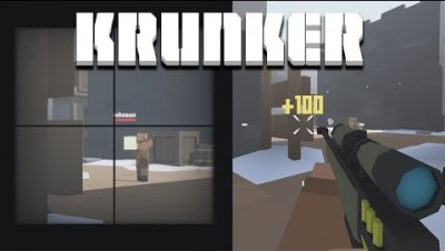 Krunker.io - BEST QUICK SCOPING COMPILATION (Quickie) New io Game