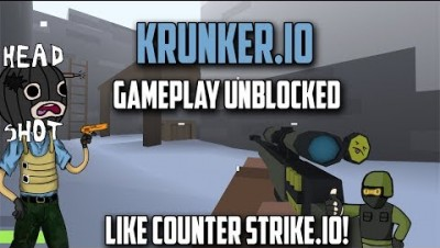 Krunker.io Game Play Krunkerio Hacks,Cheats,Mods Like Counter Strike io Unblocked