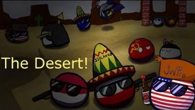 Kugeln.io Speedpaint - Desert