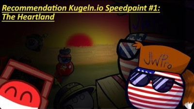 Kugeln.io Speedpaint Recommendations #1: The Heartland