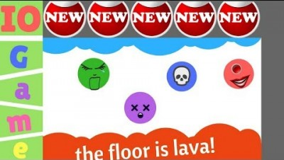 Laaaava.io - Easier than Bonk.io / Epic The Floor is Lava - laaaava.io gameplay