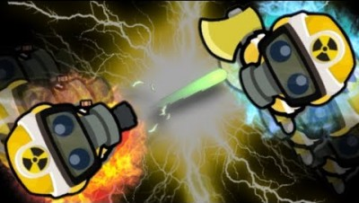 LASER GUN & GOLD AXE!! SUPER GUNS BATTLE   Devast.io