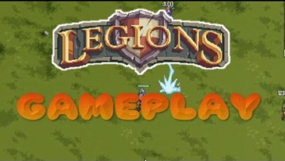 Legions.io gameplay