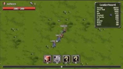 Legions.io Gameplay | Online Multiplayer Game | io Games |